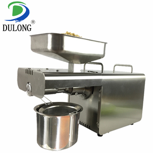 Cooking oil processing peanut sunflower oil extraction machine