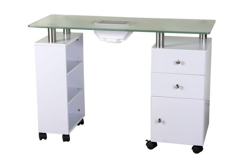 colector de polvo de uas de manicura mesa escritorios muebles de saln de uas
