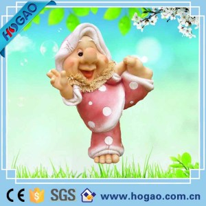Wholesale Garden Decoration Resin Snow White and Fairy Statue