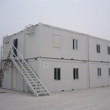 prefab house / types of poultry house / container house made in China to Thailand