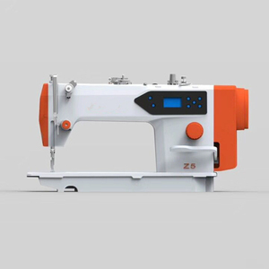 Direct-drive computerized lockstitch industrial sewing machine with best price
