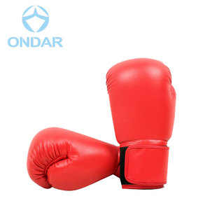 Customized Logo Training PU/PE Foam Printed 10 Oz Twins Boxing Gloves Oem