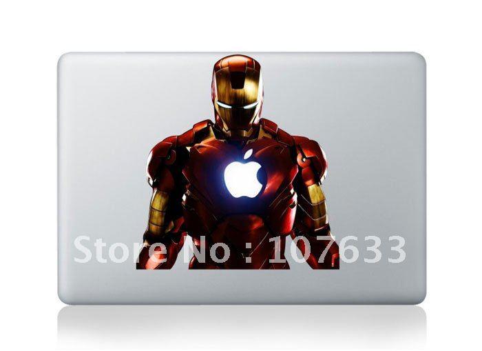 Iron Man Macbook Stickers Chinaprices Net
