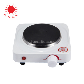 Single Burner Used Portable Table Top Electric Stove