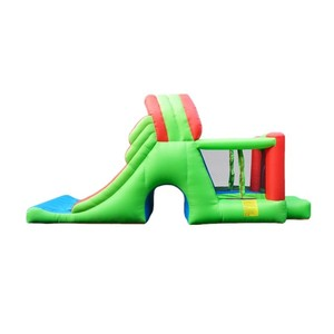small indoor bouncy castle inflatable mini home bouncer for sale