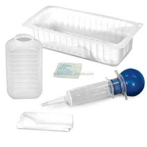 Medical Sterile Bulb syringe Irrigation Tray