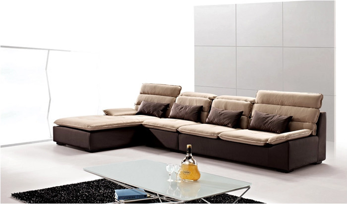 2015 sofa high quality designhot living room sofal shape sofa s063 - L Shape Living Room 2015