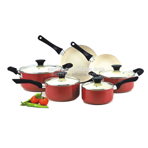 China cast aluminium cookware