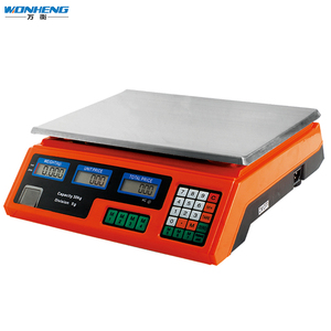 220V 30kg Price Computing Electronic Digital Counting Weight Balance Scale