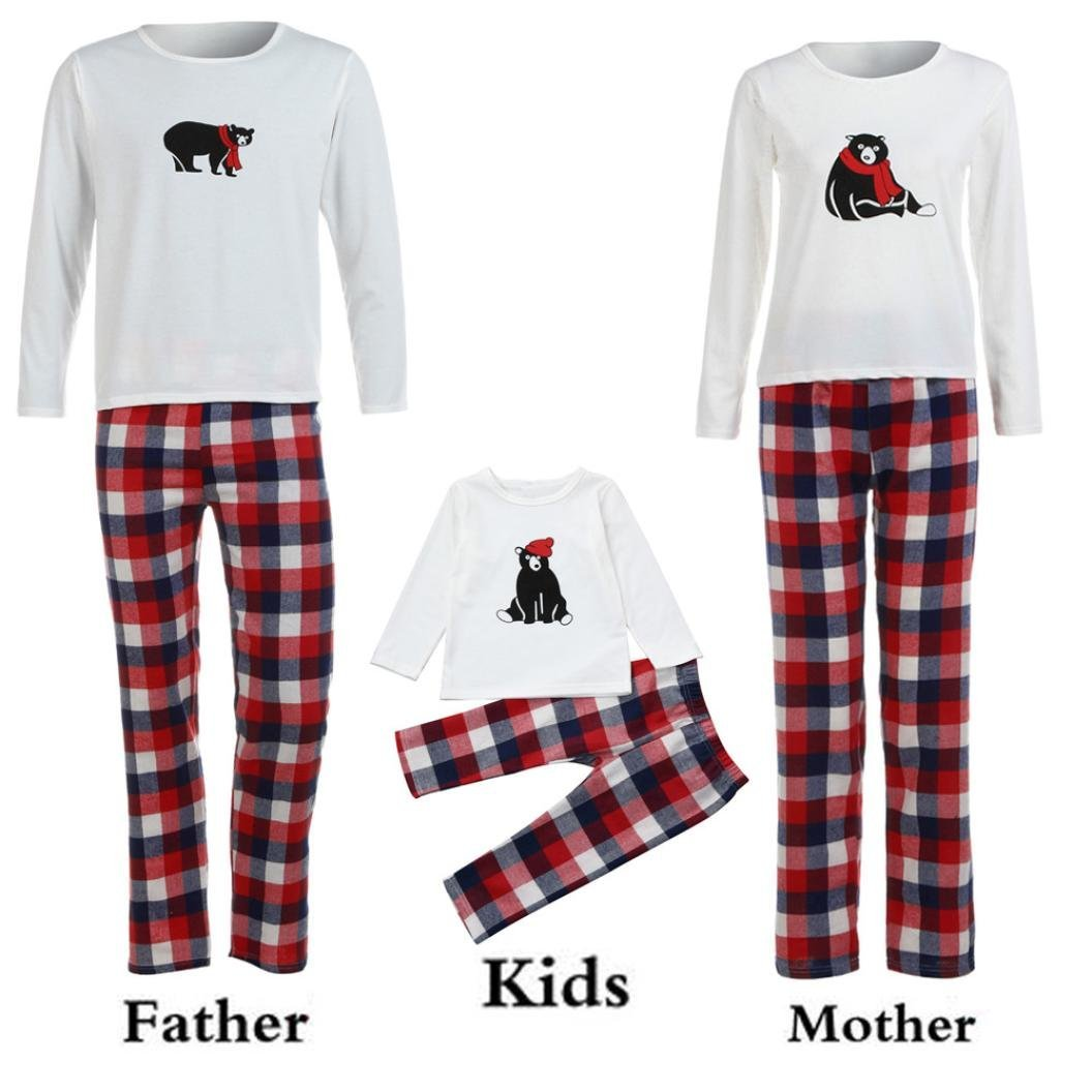 8ce87a3339dc Cheap Red Plaid Pajamas Kids
