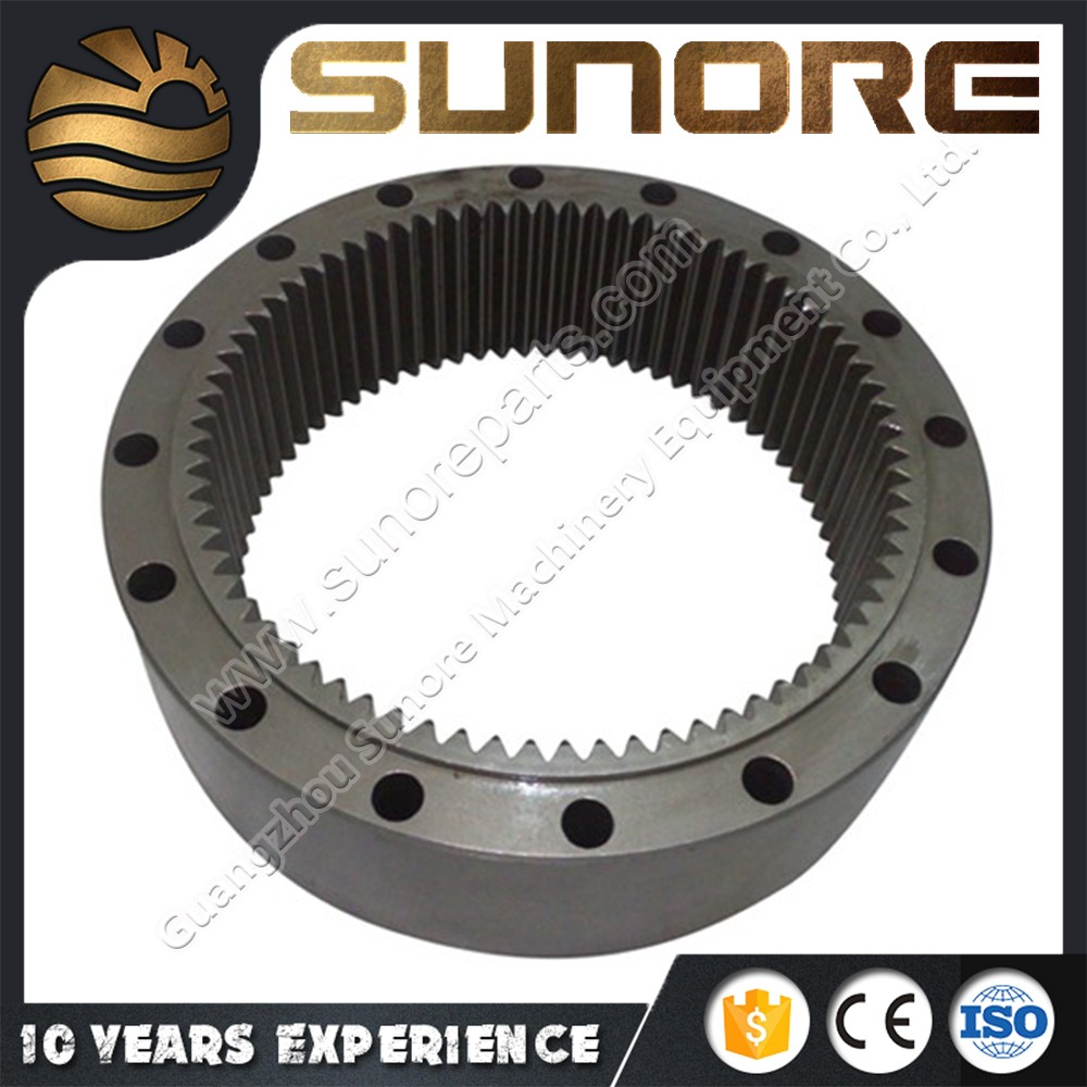 Slewing Ring Gear for S130W-V R1400W-7 Ring Gear XKAQ-00102 104-00019 Gear Ring for sale