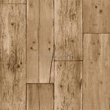 Wood Effect D Vinyl Wallpaper For Kitchen