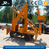 trailing articulated boom lift for sale