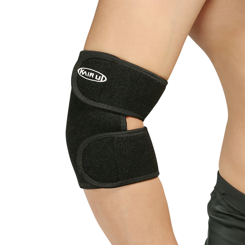 Gym sports adjustable elastic bandage tennis elbow support