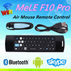 2014 NEW Android/Google TV Wireless 3 in1 Mele F10 pro Flying Air Mouse and Keyboard