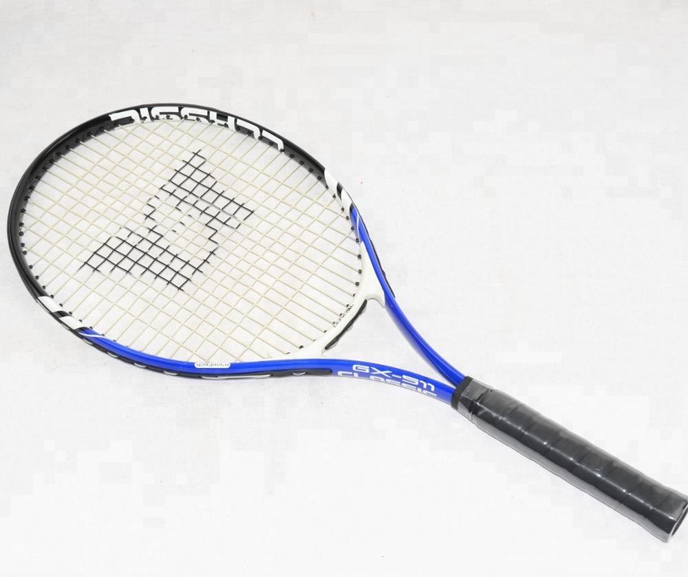 Tennis racket in pu girdle girl