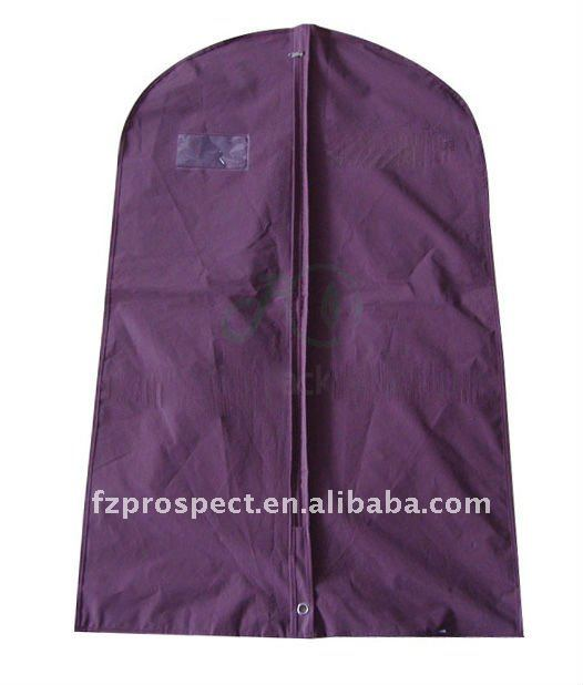 Wally PEVA suit cover garment bag