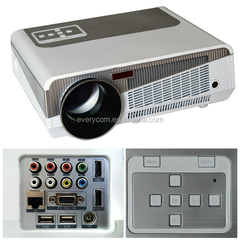 3000 lumens led beamer full hd 1080p home theater <strong>projector</strong> with wifi