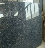 cheap price blue pearl granite for top kitchen table blue and white wall tiles