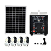 hot sale 12v 20A Controller mobile solar power pv system