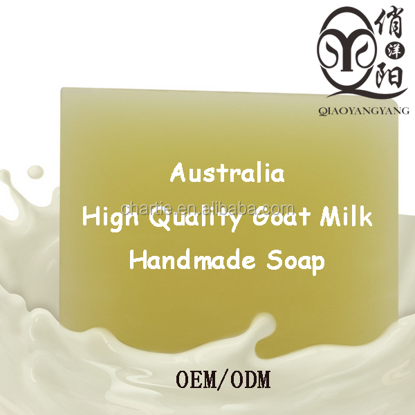 Goats' milk soap Clean oil control mild Australian goat milk without stimulation OEM