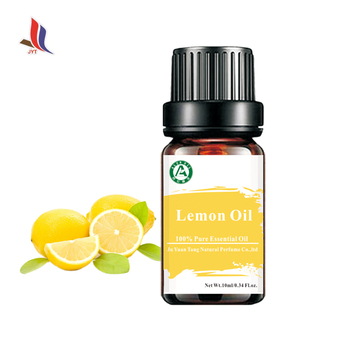 Wholesale OEM High Quality Food Cosmetics Grade Pure Natural Lemon oil With Best Price