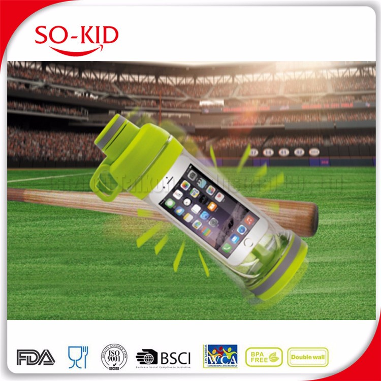 Factory Supply Gift Biodegradable Water Bottle For Volleyball