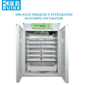 Setter and Hatcher Combo 1056 Eggs Poultry Egg Incubators with Low Price