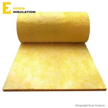 25mm Thick Glass Wool Duct Insulation Glass Wool Supplier