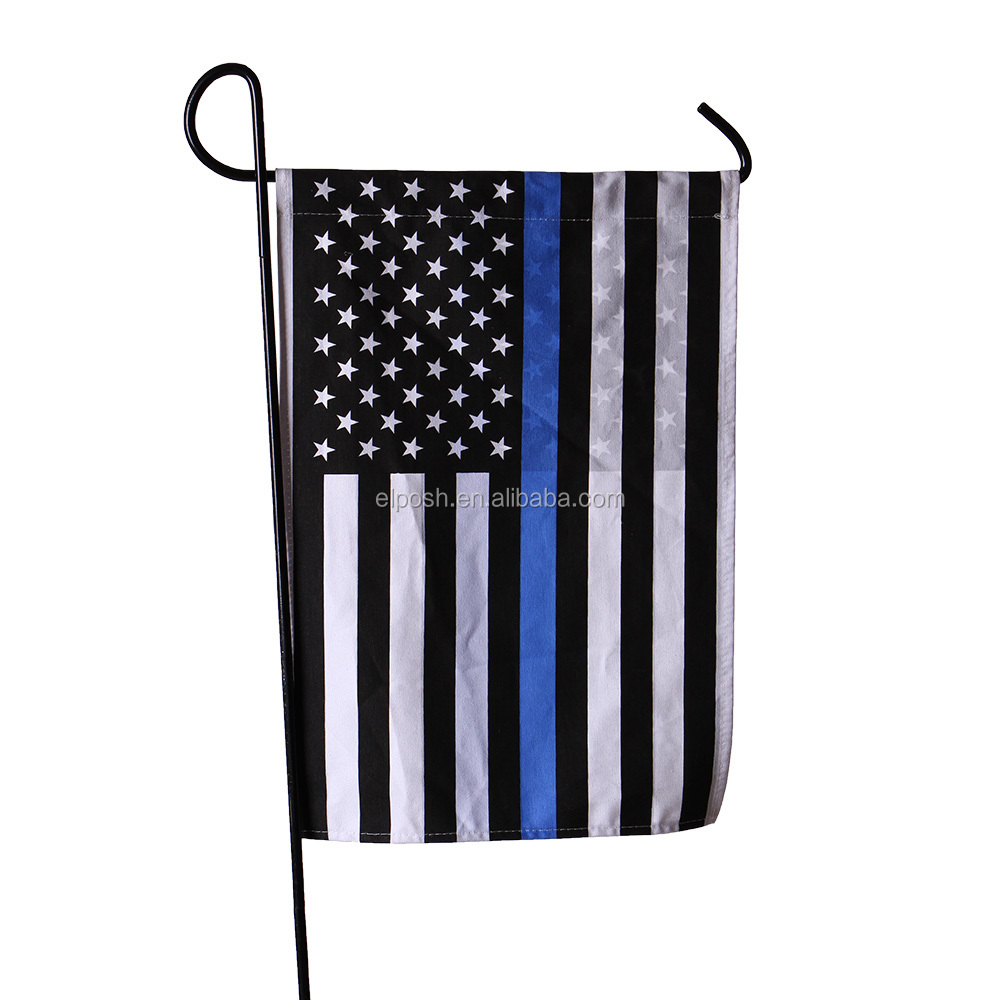 Thin Blue Line American Flags