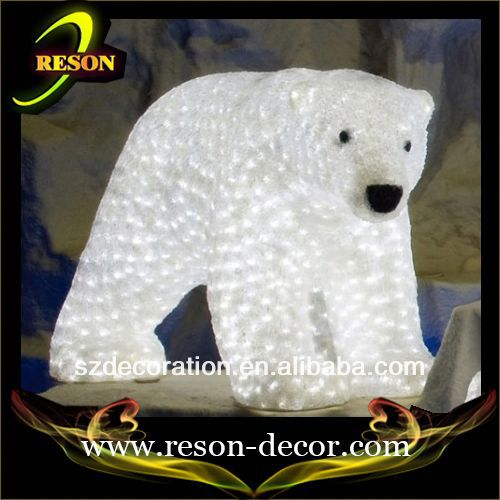 CE ROHS RS-Animal10 animated christmas lights motif