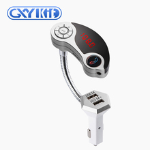 GXYKIT GT86 Car USB flash MP3 player FM transmitter with BT hands free car charger