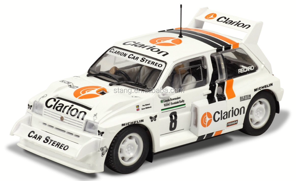 MG Metro 6R4 Vehicle , Scale 1/32 Action Figure