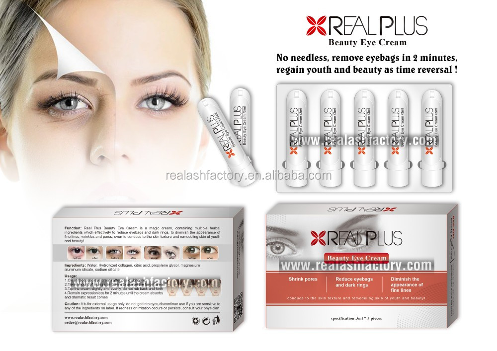 miracle cream to remove bags under eyes