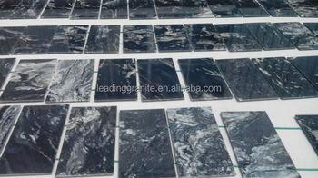 Atene nero granito diversi tipi di piastrelle per pavimenti buy
