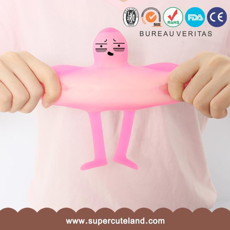 promotional EVA anti stress <strong>human</strong> /promotional gifts EVA man shape stress ball/kids toys soft EVA