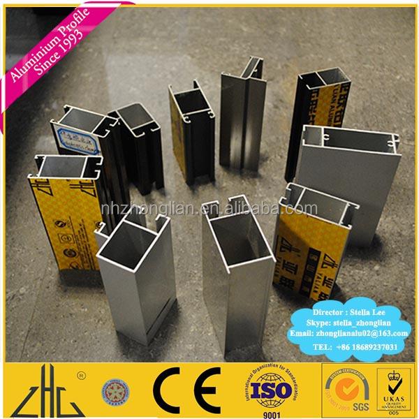 Wow!! Window Profile Aluminum Catalog/anodized Thermal Break ...