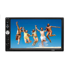 "7 ""7012B Radio HD 1080 P Dello Schermo di Tocco 2 Din Audio Stereo Bluetooth Video MP5 Multimedia Player FM radio"
