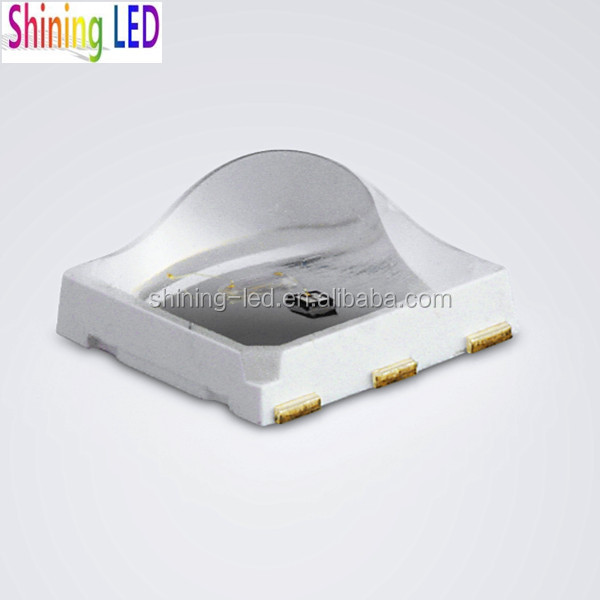 Light Emitting Diode 0.5W 5050 SMD UV LED 395nm-405nm for LED Nail Dryer, Curing Light, Priter