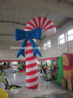 12/25/2013 inflatable christmas ornament /candy cane