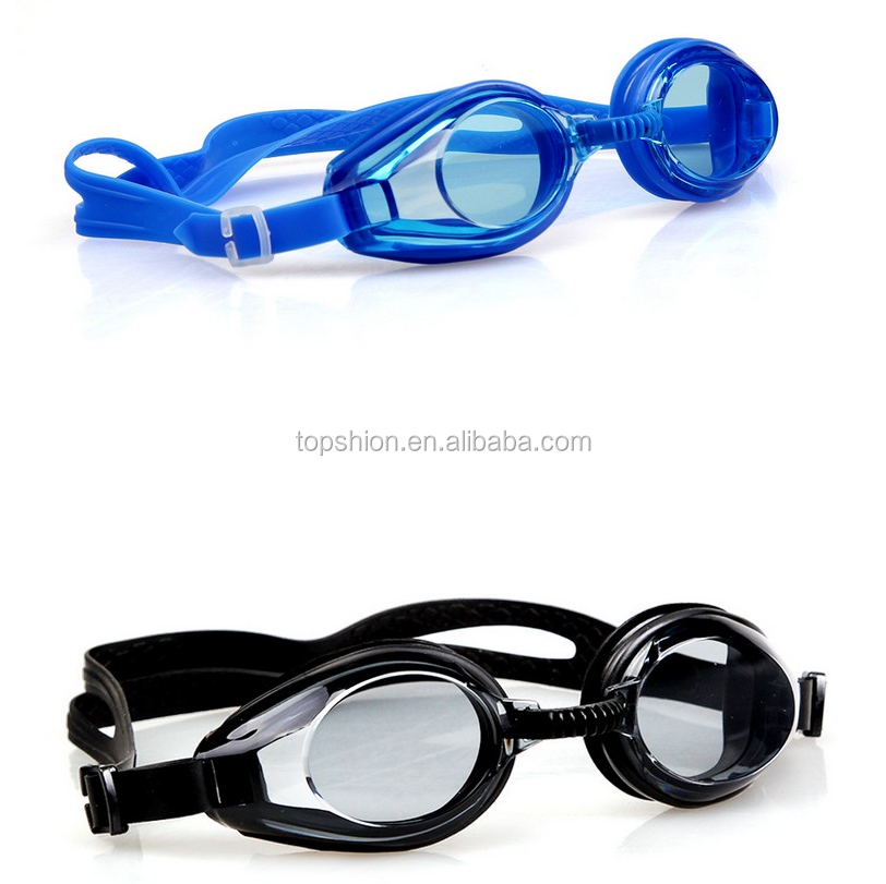 Wholesale High Quality Antifogging Waterproof Silicone Swimming Goggles Swimming Equipment