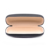 Classic Style Iron Eyeglasses Case Covered With Genuine Leather