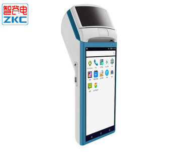 Handheld Pos Machine With Bluetooth Thermal Printer Supports Loyverse Pos  Software - Buy Handheld Pos Device,Portable Pos Machine,Bluetooth Thermal