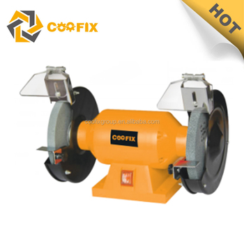 COOFIX CF3220K 8u0027u0027 350W High Power Wet And Dry Bench Grinder Sanding Wheel
