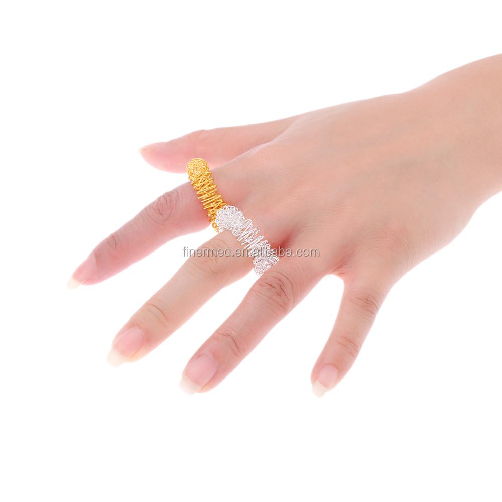 Golden Acupuncture Finger Massager As Seen On Tv