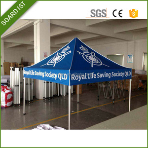 2016 China supplier 3x3m square aluminum marque folding tent