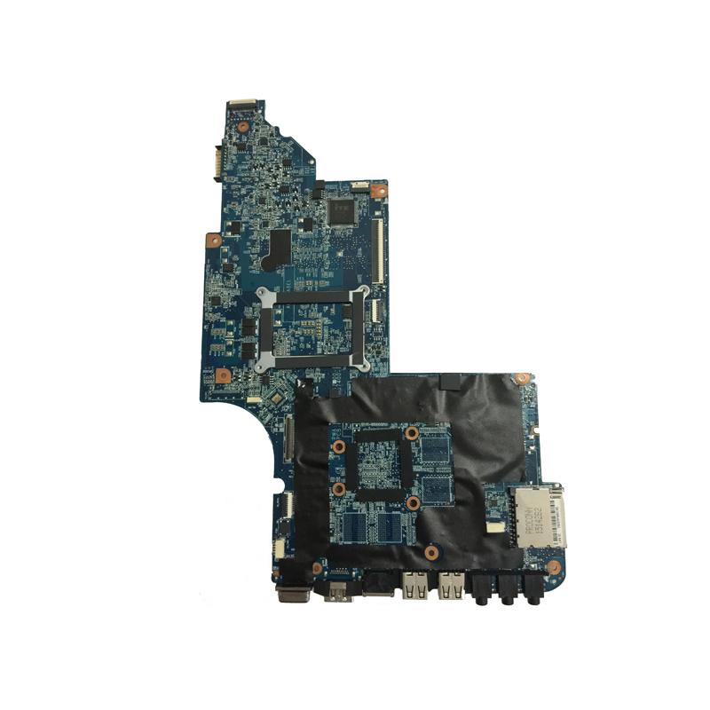 Motherboard 665282-001 For HP Pavilion DV6-6000 PCA System Board A70M U3 -UMA AMD Laptop Motherboard sFS1 China supplier