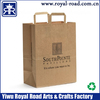 Yiwu Factory Supply Classical Design Eco-Friendly Logo printing custom restaurant paper bag