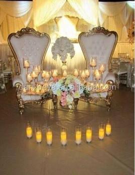 Danxueya Royal Luxury Wedding Throne Chairs For