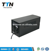 Factory direct supply high quality one phase pure sine wave 3kva online ups